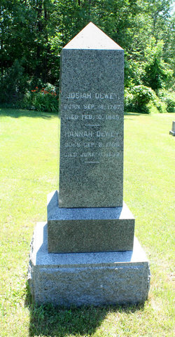 Josiah Dewey, IV