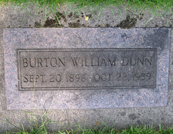 Burton William Dunn