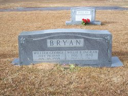 Willie E <i>Ingram</i> Bryan
