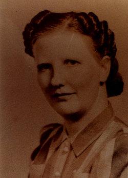 Pauline Florence <i>Curtis</i> Scraper
