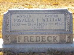 Rosalie <i>Dams</i> Fredeck