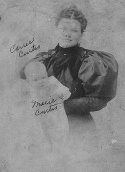 Carrie <i>Morton</i> Curtis