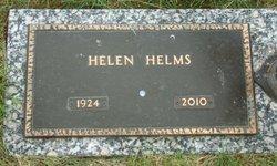 Helen <i>Gregory</i> Helms