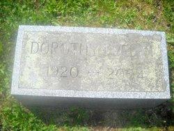 Dorothy Evelyn <i>Greene</i> Brophy-Hamilton