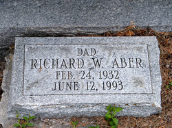 Richard W Aber