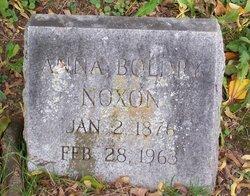 Anna Belle <i>Boldry</i> Noxon