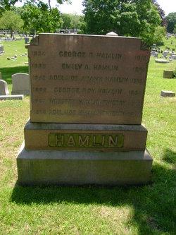 Adelaide D <i>Adams</i> Hamlin