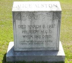 Alice Alston
