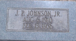 J. P. Mack Johnson, Jr