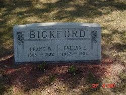 Evelyn Elizabeth <i>Carrigan</i> Bickford