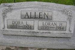 Dora L. <i>Trotter</i> Allen