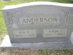 Ida Ellen <i>Crabtree</i> Anderson