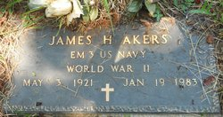 James H Akers