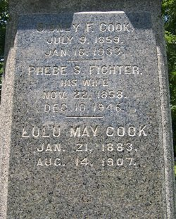 Phebe S <i>Fighter</i> Cook