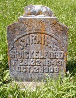 Sarah C Shackelford