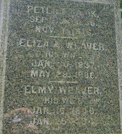 Elmy <i>Weaver</i> Cook