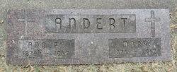 Adolph Henry Andert