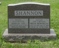 Marvin Lou Shannon