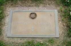 Margaret K Garvey