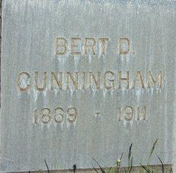 Bert D. Cunningham