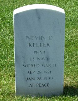 Nevin Dean Keller