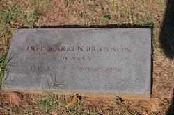 Fred Warren Brannon