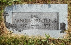 Clay Arnold Borthick