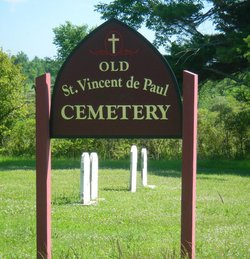 Old Saint Vincent de Paul Cemetery