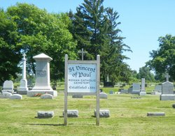 New Saint Vincent de Paul Cemetery
