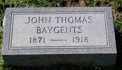 John Thomas Baygents