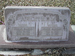 Charles M. Ahlstrom