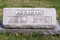 Benjamin F. Abraham