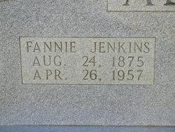 Fannie <i>Jenkins</i> Adams