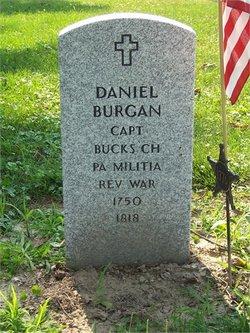 Daniel Patrick Burgan