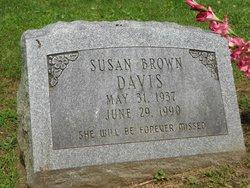 Susan Brown Davis