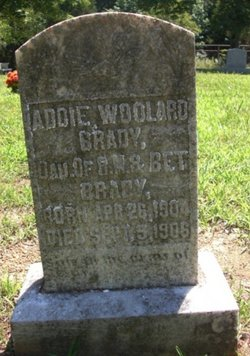Addie <i>Woolard</i> Brady