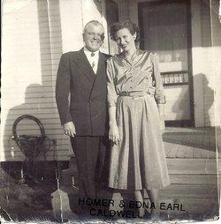 Rev Homer Hulet Caldwell