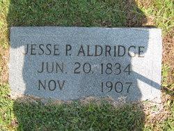 Jesse P. Aldridge