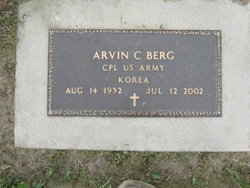Arvin Critington Berg