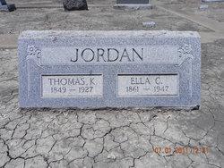 Thomas Knotts Jordan