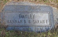 Sarah Dayley