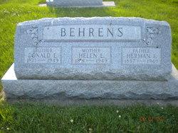 Herman F Behrens