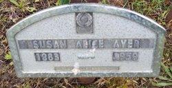 Susan Alice <i>Duncan</i> Ayer