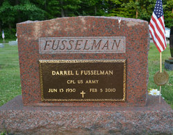 Darrel L Fusselman