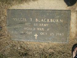 PFC Virgil T. Blackburn