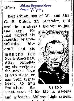 Earl Edward Chinn