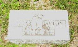 Edgar Louis Barton