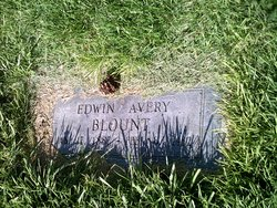 Edwin Avery Blount
