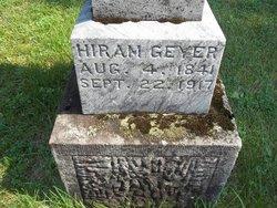 Hiram Geyer
