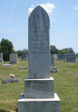 Theresa G. <i>Vollmert</i> Behringer